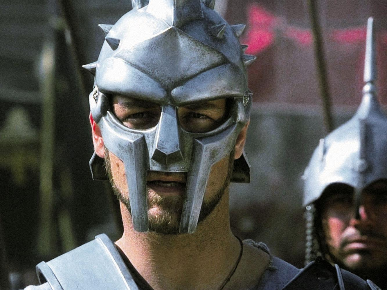 Lekcie Mužnosti od Gladiátora Maximus Decimus Meridius