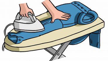 Ako si Rýchlo a Správne Vyžehliť Košeľu