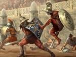 gladiátori, gladiátors, vegetarians, vegetariáni, www.pravymuz.sk, boj, výzva, život muža, zdravie a šport