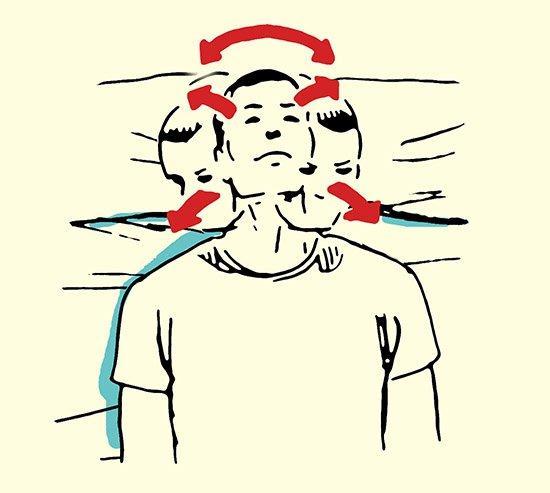 Vstávajte ako Zviera - Váš Ranný Strečingový Rituál, strečing, muž, rituál, cvičenie, oddych, www.pravymuz.sk, zdravie a šport, strečing krku