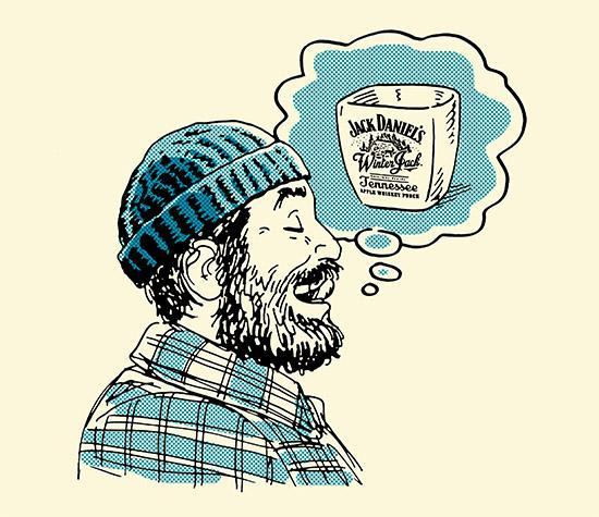 5 Spôsobov ako Vám Brada Pomôže Prekonať Zimu, brada, muž, pánsky magazín, www.pravymuz.sk, pravý muž, zachovať nápoje