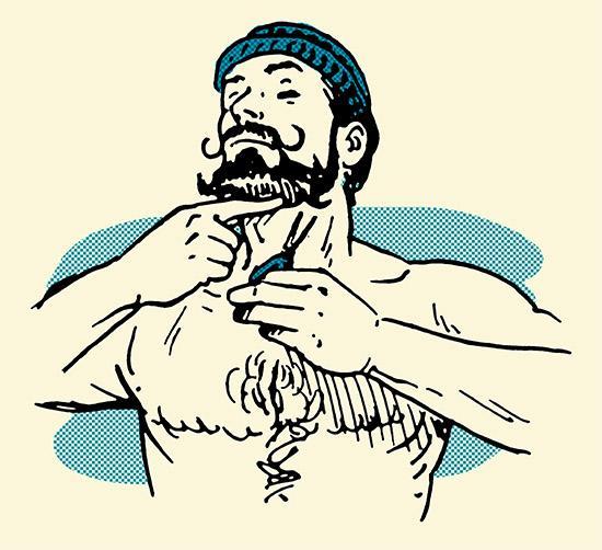 5 Spôsobov ako Vám Brada Pomôže Prekonať Zimu, brada, muž, pánsky magazín, www.pravymuz.sk, pravý muž, uprava brady