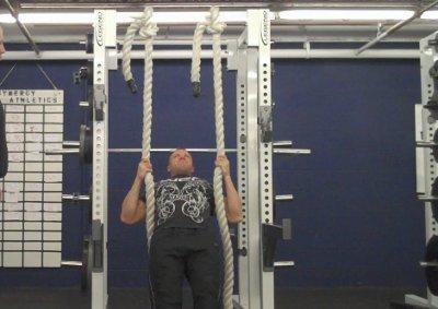 supinerows2, ako šplhať po lane, cviky, fitnes, Mužské Zručnosti, šplhanie, taktická zručnosť