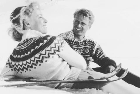 Nórsky sveter – Populárny Vzor Po Celom Svete