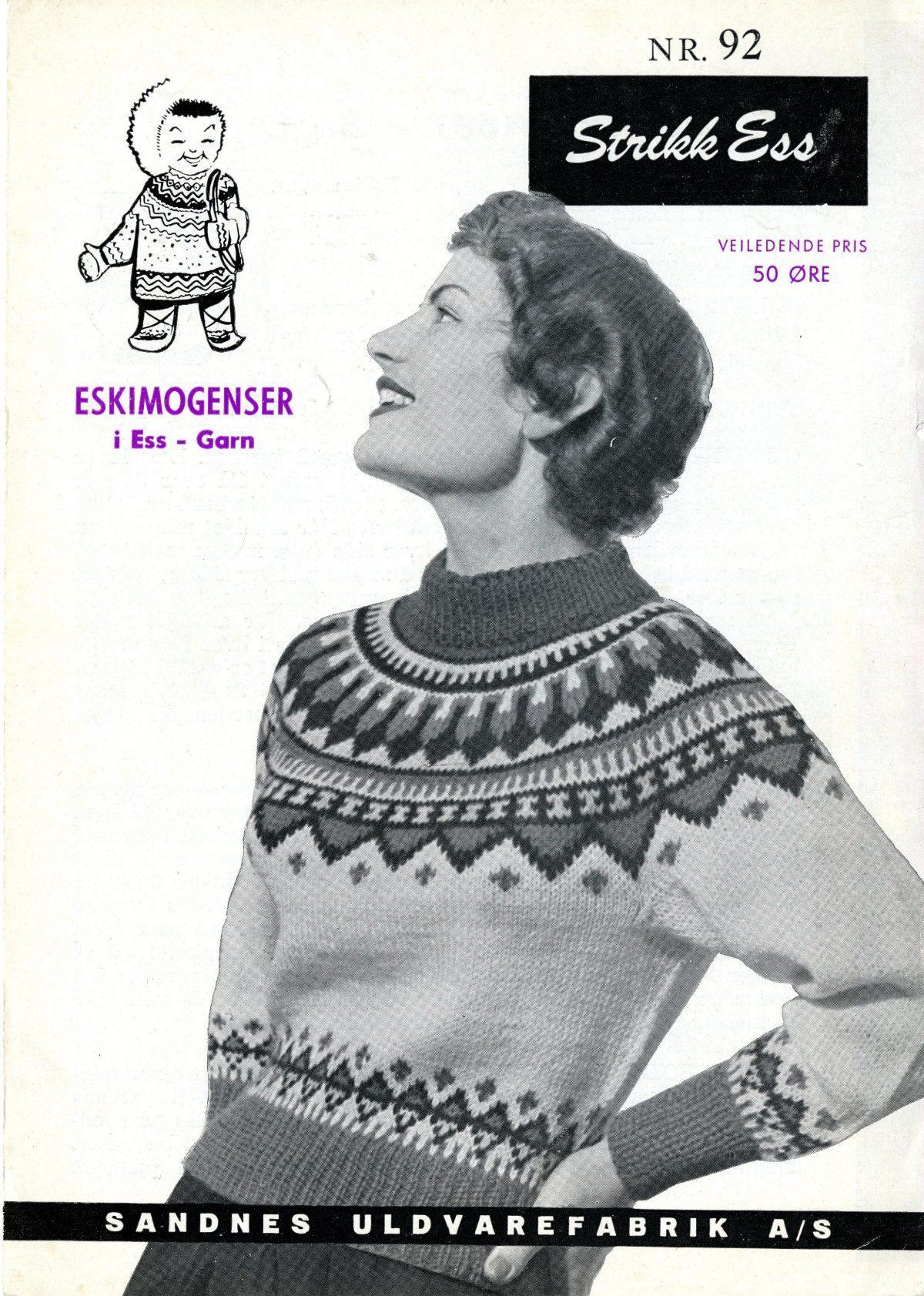 eskimos sveter
