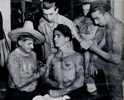 rady prvé tetovanie