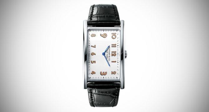 hranaté hodinky
