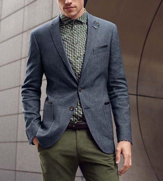 štýlovo obliecť