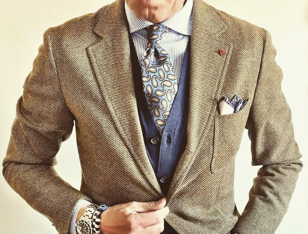 Kombinuj Svoju Kravatu s Košeľou ako Profesionál