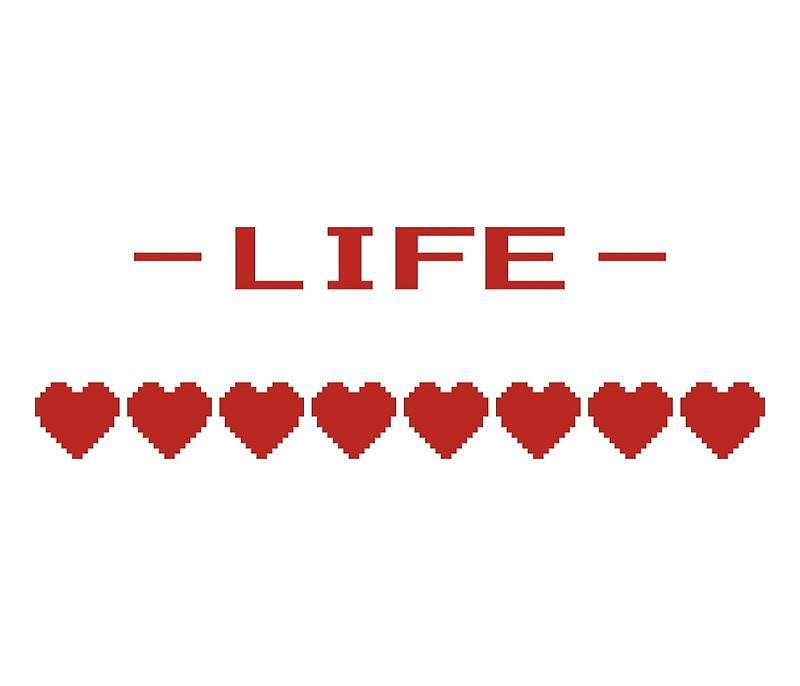 život je videohra