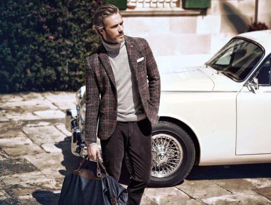 O Identite Moderného Gentlemana