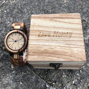 Gravírovanie Na drevenú darčekovú krabičku 01