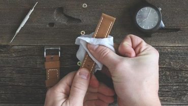 Ako sa starať o drevené hodinky