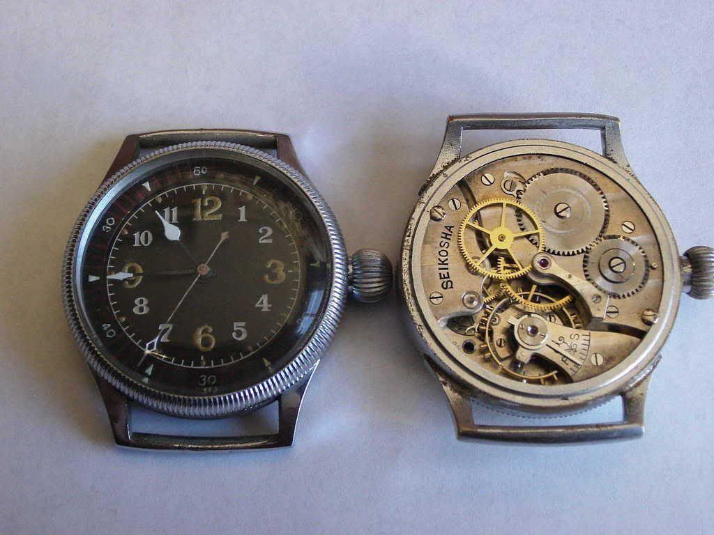 Armádne Hodinky, Vojenské hodinky, Staré hodinky, Starožitné hodinky, Antique hodinky, Kamikaze,