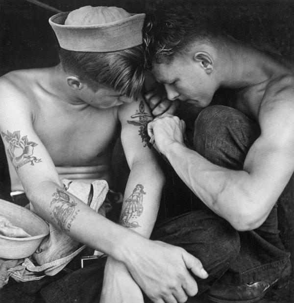 Námornícke Tetovanie námornícky sa tetuju