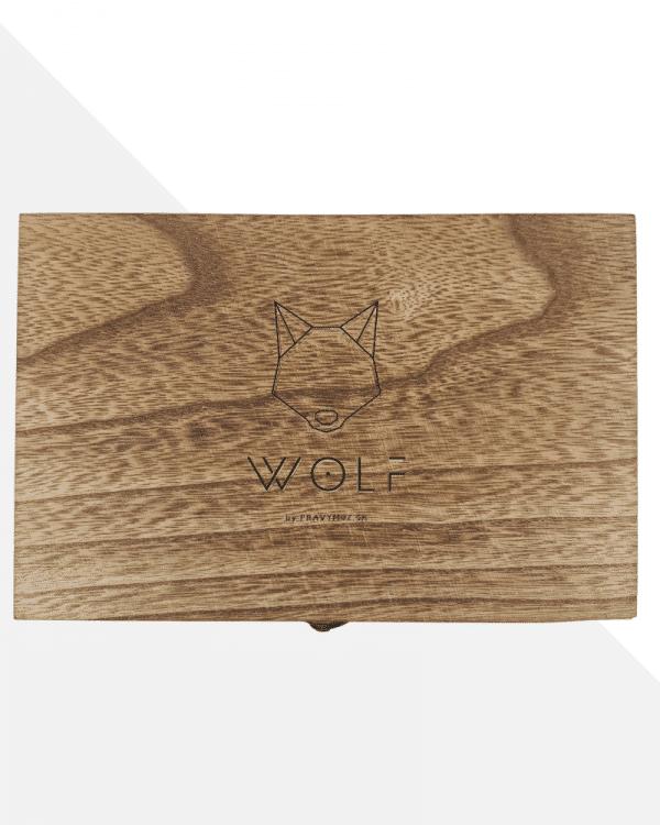 Partnerská Krabička Wolf 01