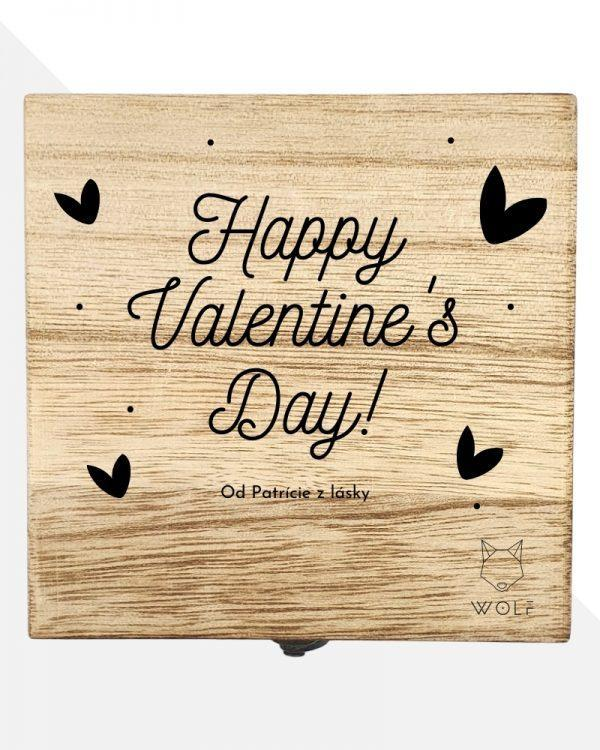 Valentínska Krabička 1