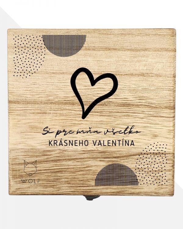 Valentínska Krabička 4